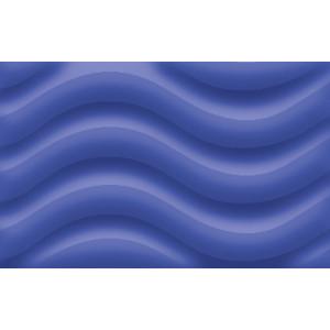 Geschwister-Schultüte W-Welle, blau