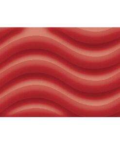 Geschwister-Schultüte W-Welle, rot