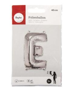 Folienballon E, zum Befüllen mit Luft