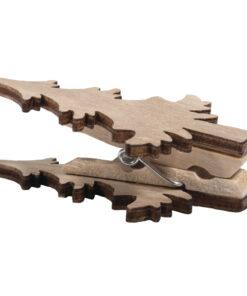 Holz Tannenbaum auf Klammer