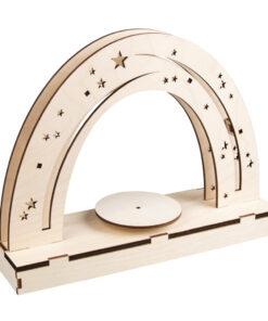 Holz-Bausatz Nachthimmel, zum Basteln und Gestalten