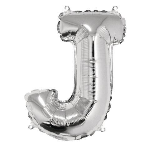 Folienballon J, zum Befüllen mit Luft