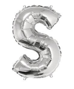 Folienballon S, zum Befüllen mit Luft
