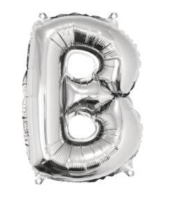 Folienballon B, zum Befüllen mit Luft
