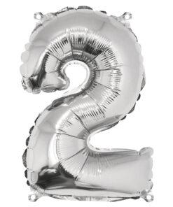 Folienluftballon 2, zum Befüllen mit Luft
