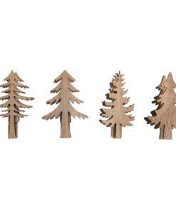 Holzklammern Tannenbaum zum Dekorieren