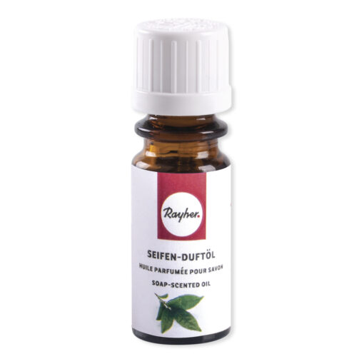 Seifen Duftöl Grüner Tee zum Basteln