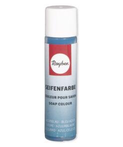 Seifenfarbe azurblau zum Einfärben von Seife