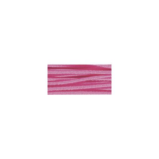 Gummifaden, 1mm ø pink