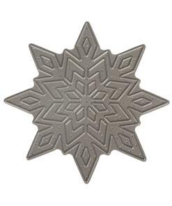 Stanzschablone Schneeflocke, 7cm ø