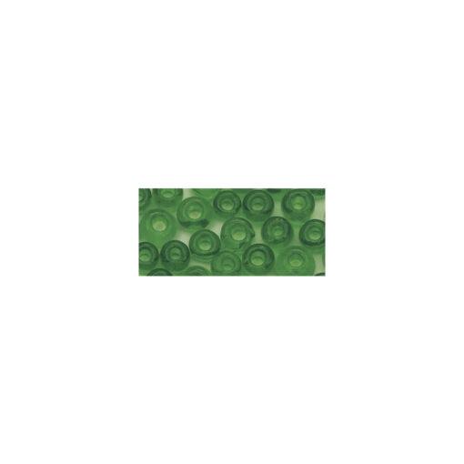 Rocailles, transparent, 2mm, zur Schmuckgestaltung