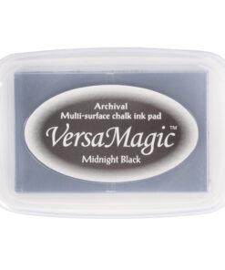 Versa Magic Chalk- Stempelkissen Größe L, schwarz