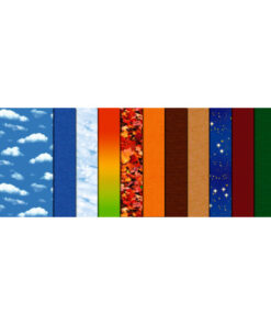 Ursus Fotokarton-Herbstblock, 23 x 33 cm