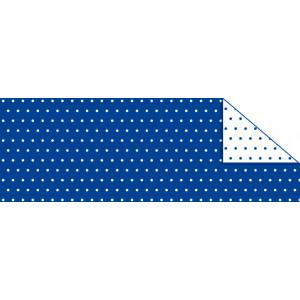 Ursus Pünktchen-Fotokarton mini, A4, dunkelblau