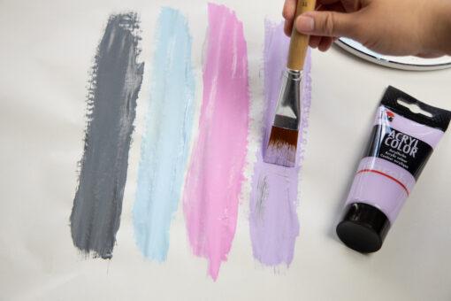 Marabu Acrylfarbe in Pastellfarben