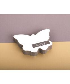 Dekoidee für Gießform Schmetterling