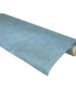 Rayher Strohseide babyblau auf Rolle