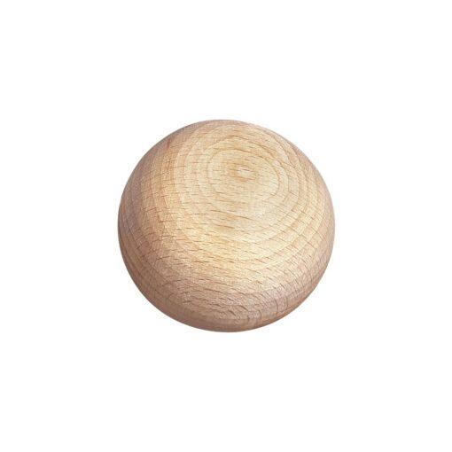 Rayher Rohholzkugel, ungebohrt, 70 mm