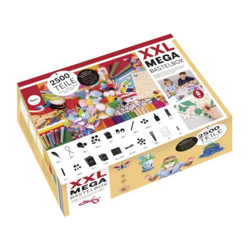 Bastelbox XXl mit 2.500 Teile