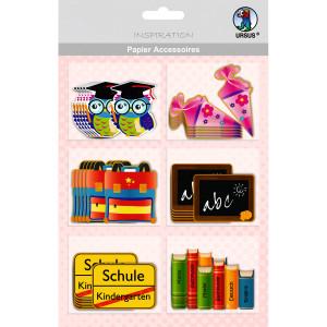 Ursus Sticker Schule, Mädchen