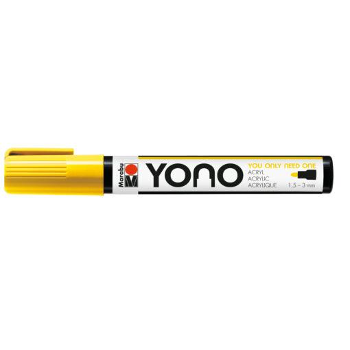 Marabu YONO Acrylmalstift in Gelb