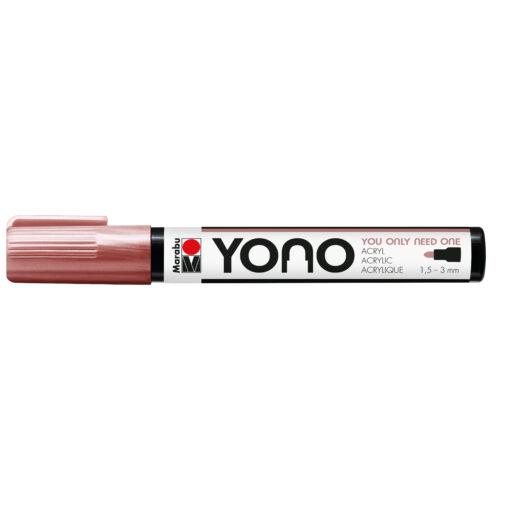 Marabu YONO Acrylmarker in Rosé-Gold