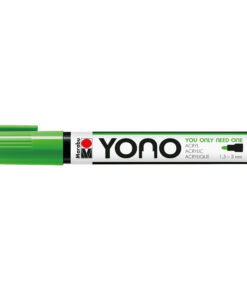 Marabu YONO Marker Reseda, mit Rundspitze, 1,5-3 mm
