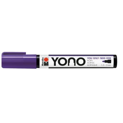 Marabu YONO, Acrylmalstift in Violet