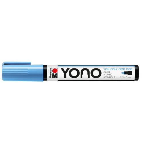 Marabu YONO Acrylmalstift in Pastelblau