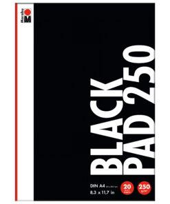 Marabu Black Block zum Malen und Schreiben