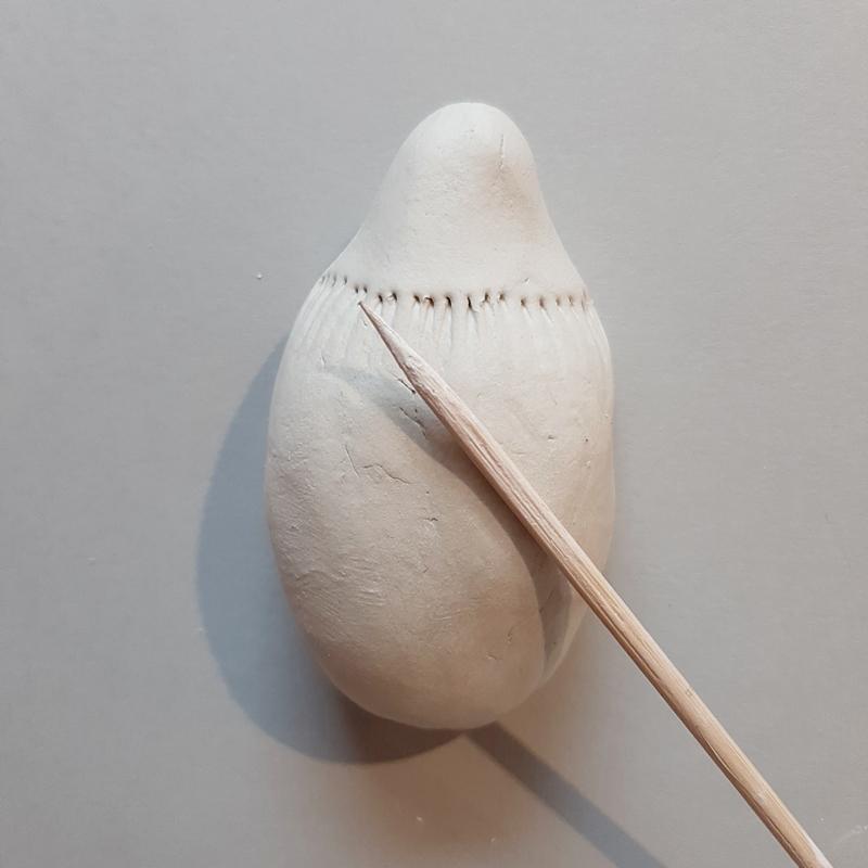 Stacheln werden beim Igel eingeritzt