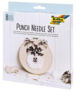 Punch needle Stick-Set für die Sticktechnik