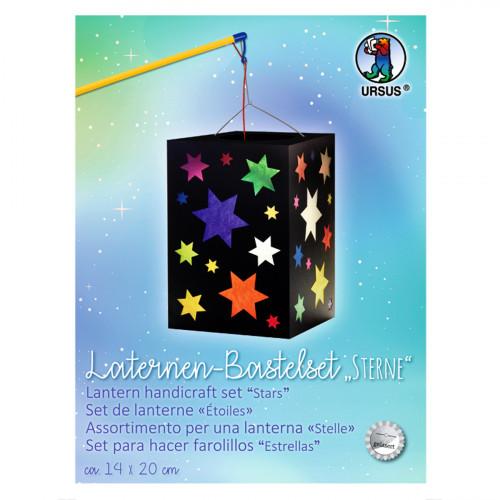 Ursus Laternenbastelset Sterne